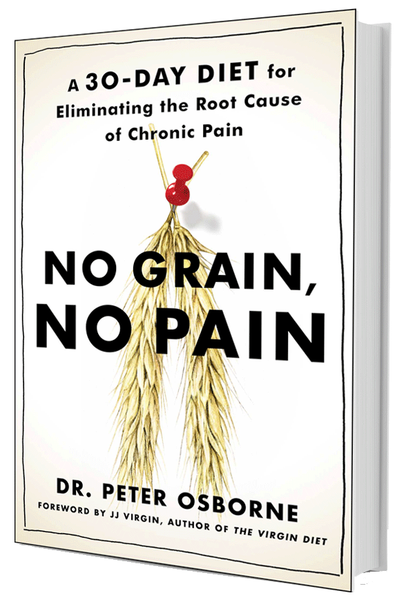 No grain no pain book Gluten free